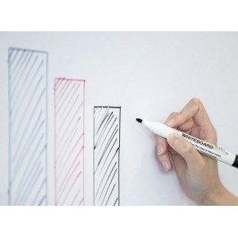 WHITEBOARD Z KLEJEM 0,5mm